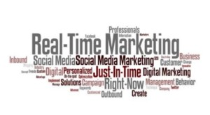 real-time marketing campaign work for brand promotion just for a short period of time